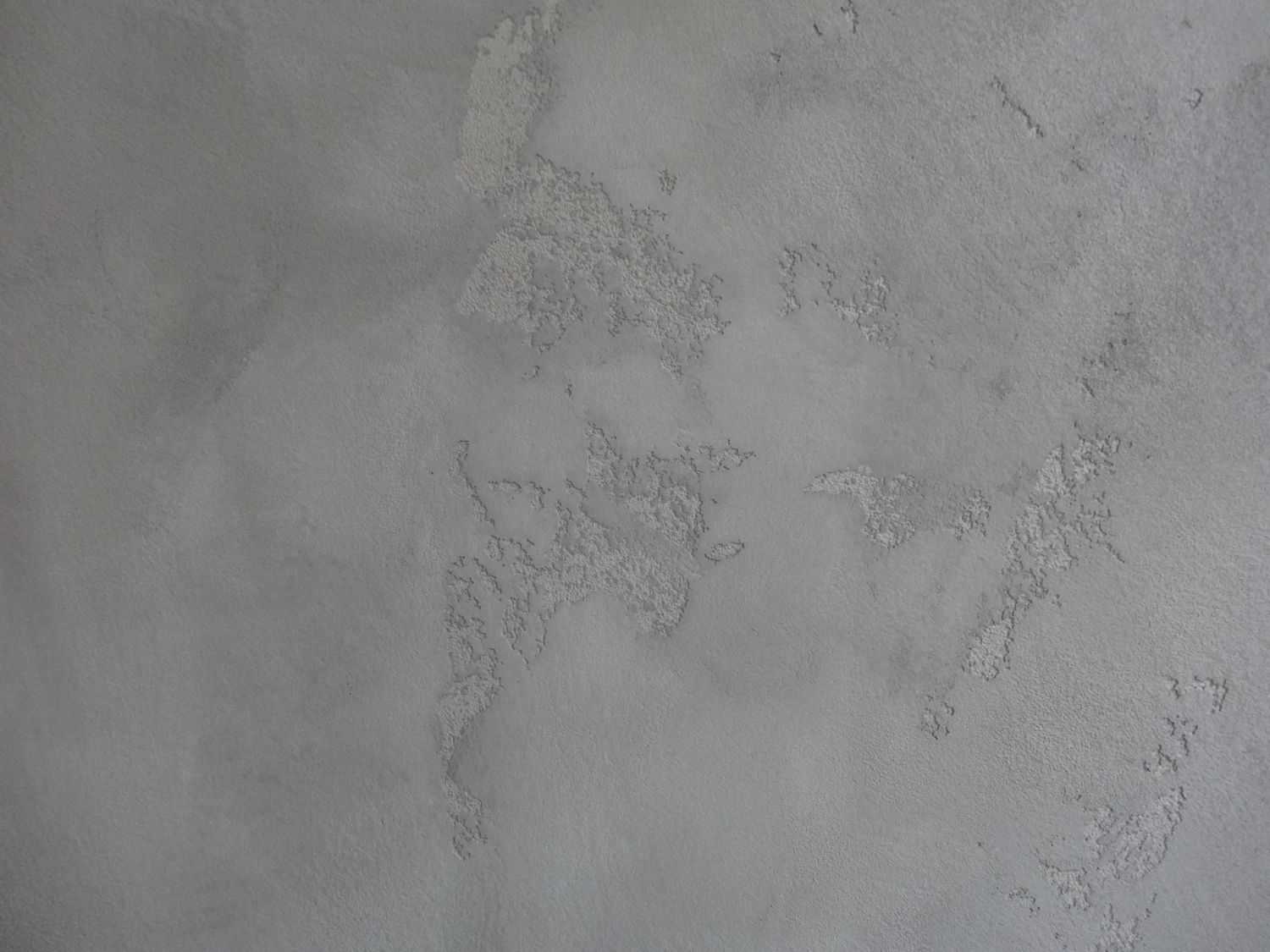 Polished Plaster Pitted Dragged Concrete Travertine