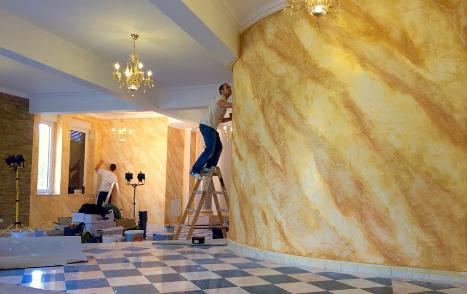 Polished Plaster Company Polished Plastering London